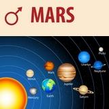 כוכבי הלכת - מאדים